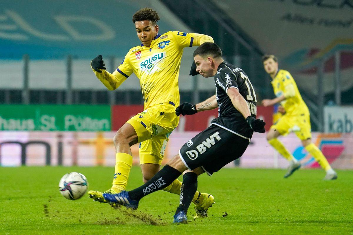 spusu SKN St. Poelten v LASK - tipico Bundesliga