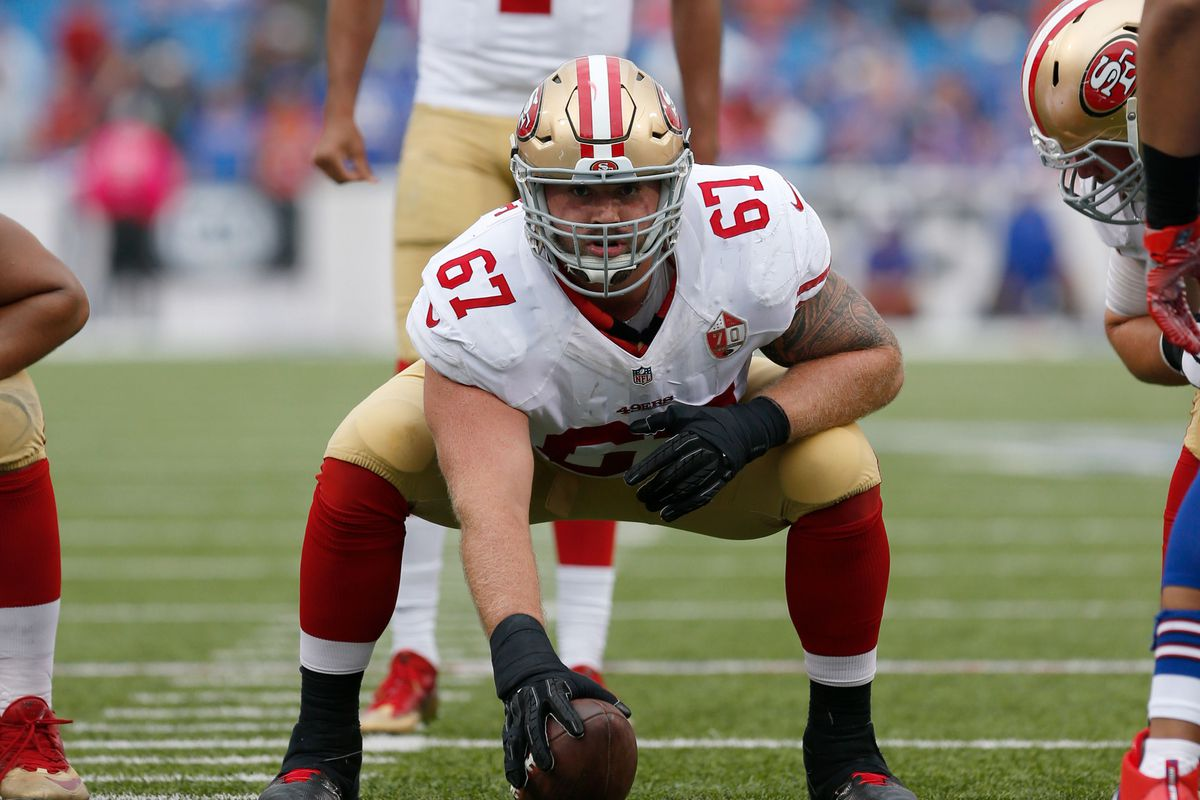 c52447aa127 New Dolphins center Daniel Kilgore from 49ers fan perspective - The ...