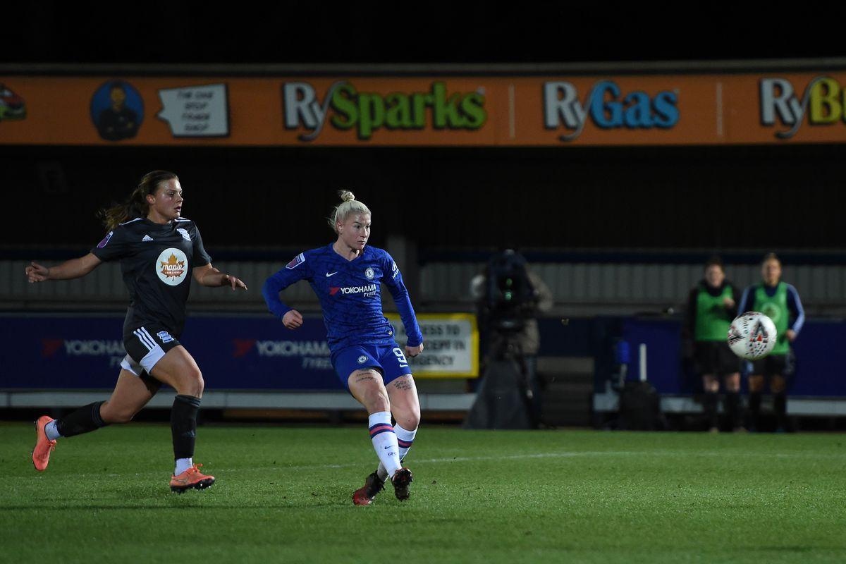 Chelsea v Birmingham City - Barclays FA Women's Super League