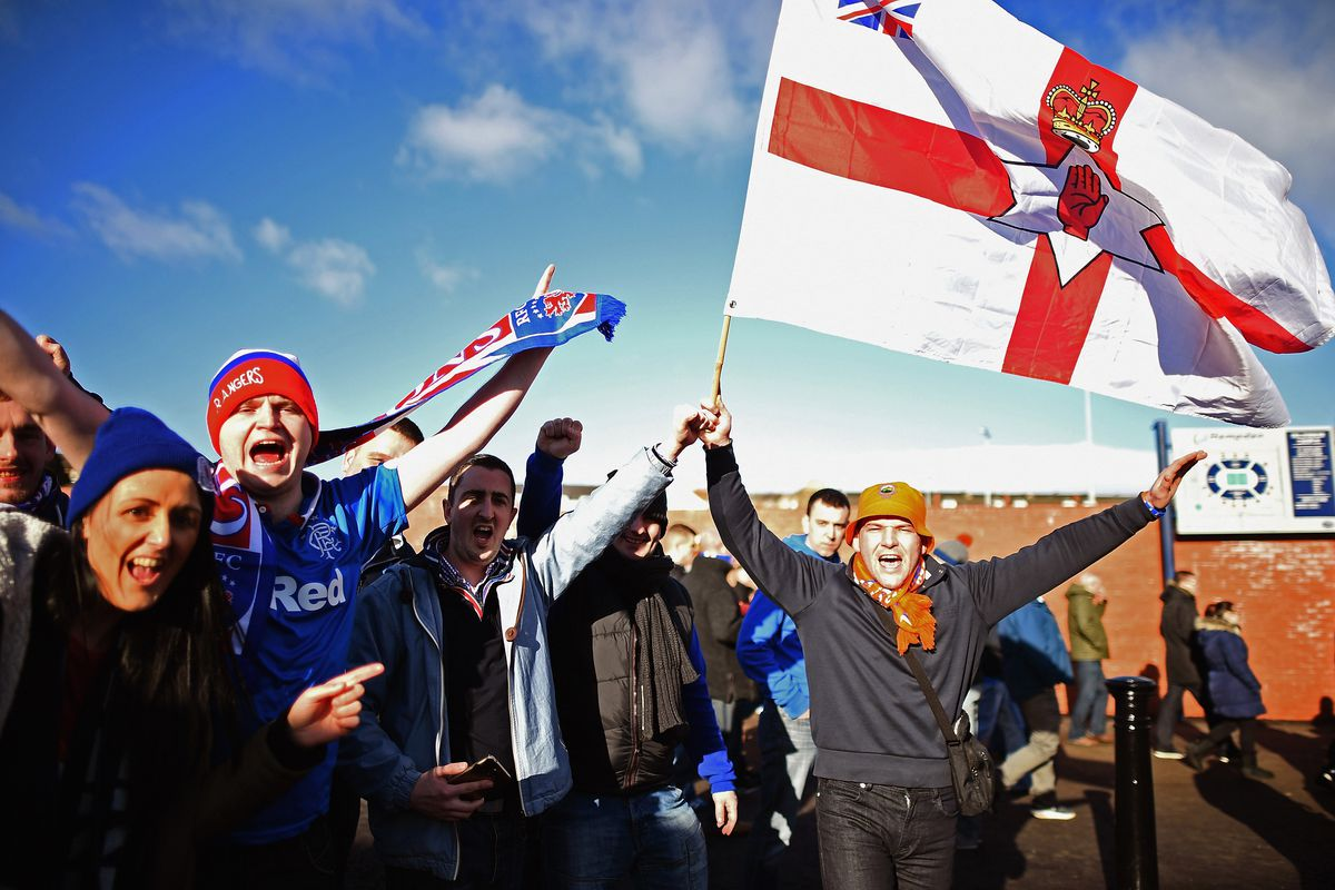 Celtic And Rangers Fans Meet For First Time Since 2012 In Cup Draw