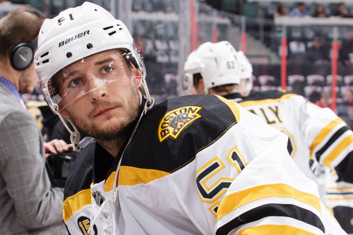 Boston Bruins v Ottawa Senators - Game One