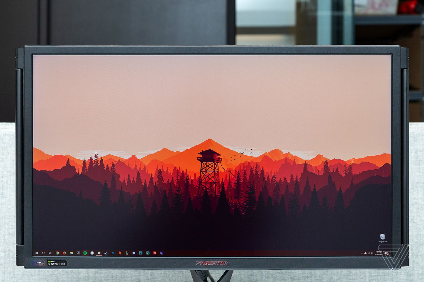 Acer Predator X27 review: today isn't ready for tomorrow's