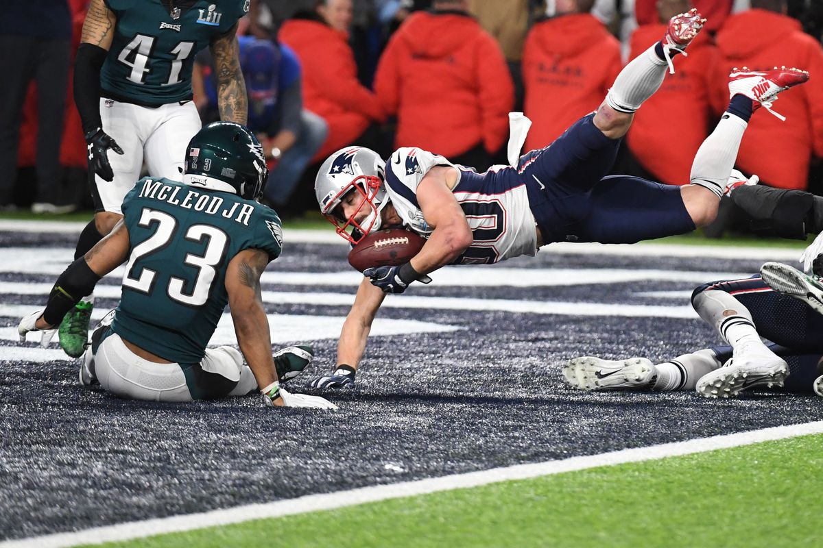6f23a5681 New England Patriots links 2 05 18 - Super-sized hangover  Flat Defense