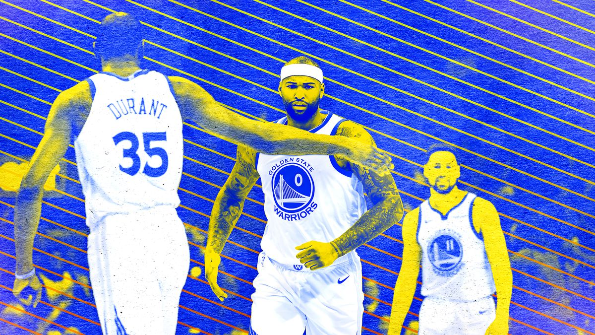 DeMarcus Cousins Is Approaching Light Speed - The Ringer 95b5b72a0