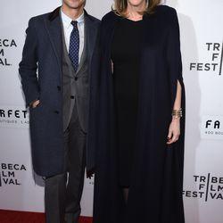 Zac Posen and Jane Rosenthal
