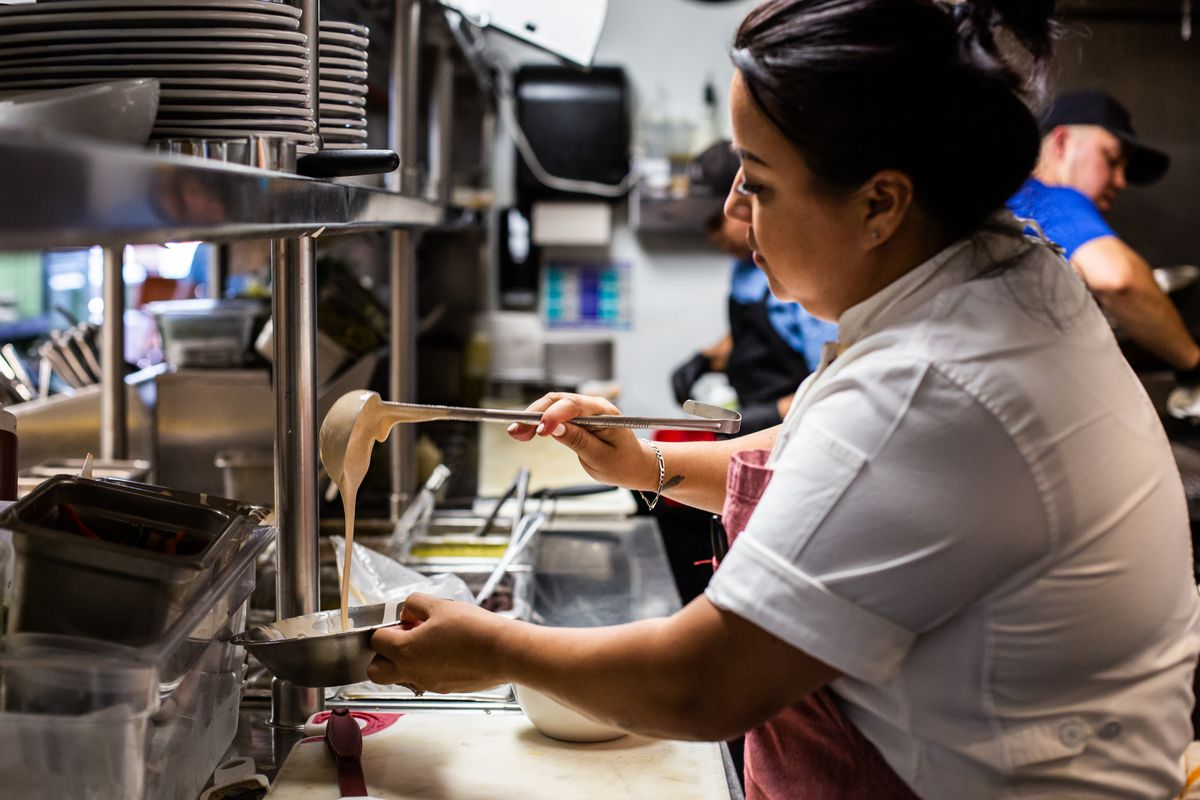 After A Tumultuous 2018, Chef of the Year Anastacia Quinones Finds