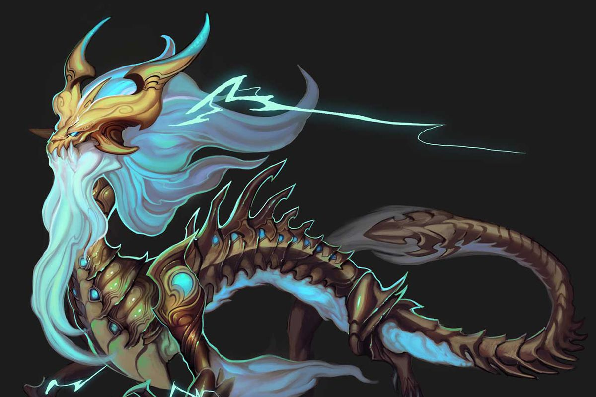 League Of Legends Long Awaited Dragon Champion Replaced