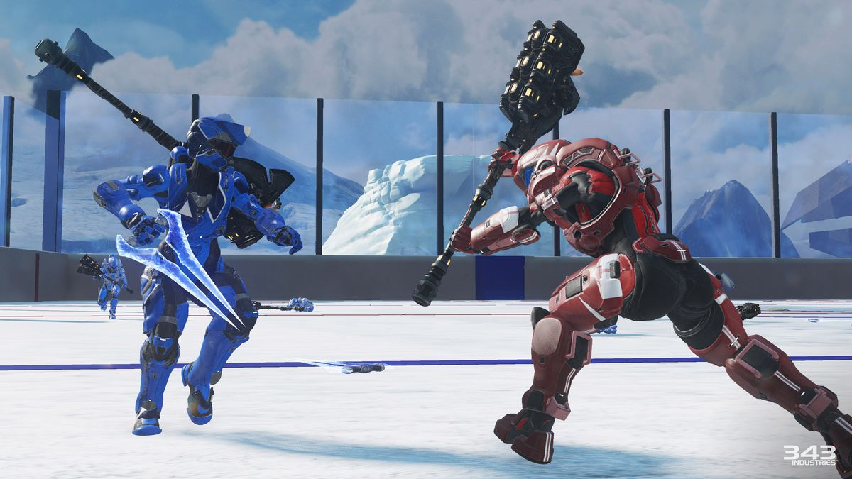 Halo 5 is bringing back Grifball, but what on earth is it? - Polygon