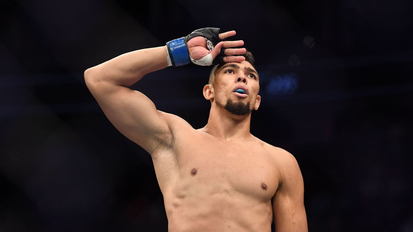 Johnny Walker doesn't want to beat Jon Jones too quickly because he wants to enjoy the fight