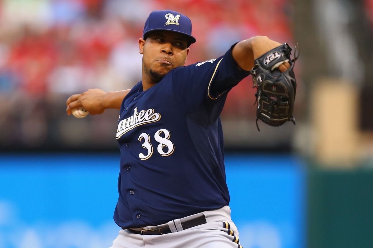 Wily Peralta is the Brewers highest profile international signee currently on the MLB roster.