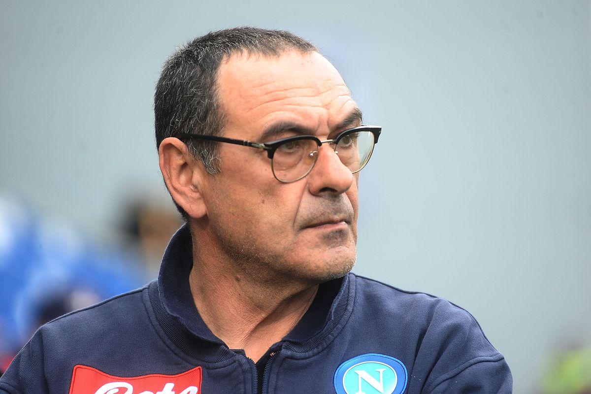 Chelsea Reportedly Sound out Maurizio Sarri as Antonio Conte Replacement