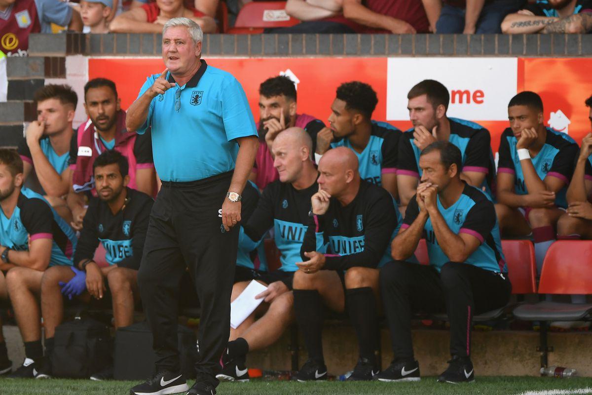 Aston Villa v West Ham United - Pre-Season Friendly