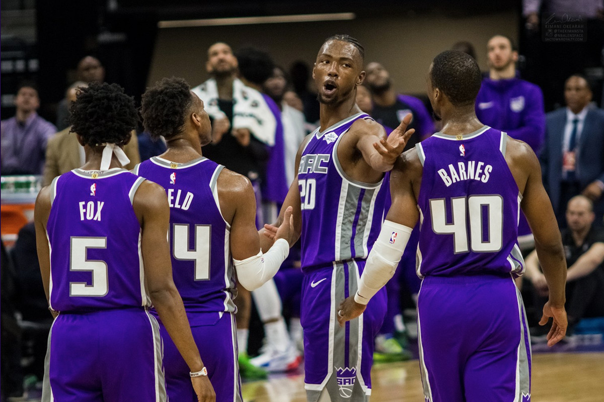 30Q: What can the Sacramento Kings do well for 48 minutes?