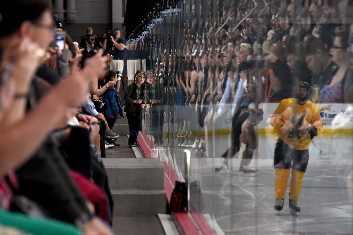 Vegas Golden Knights Hold First Practice Since Winning Western Conference Finals