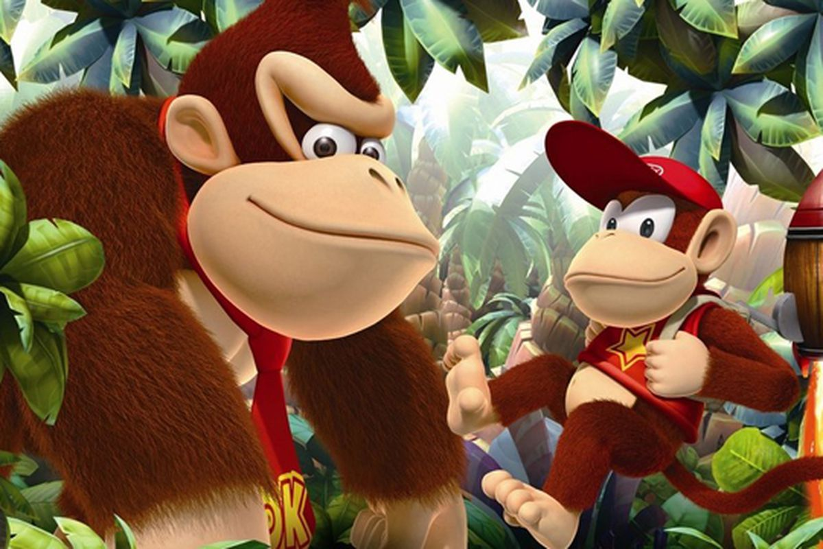 Synth, big band jazz and the remaking of Donkey Kong