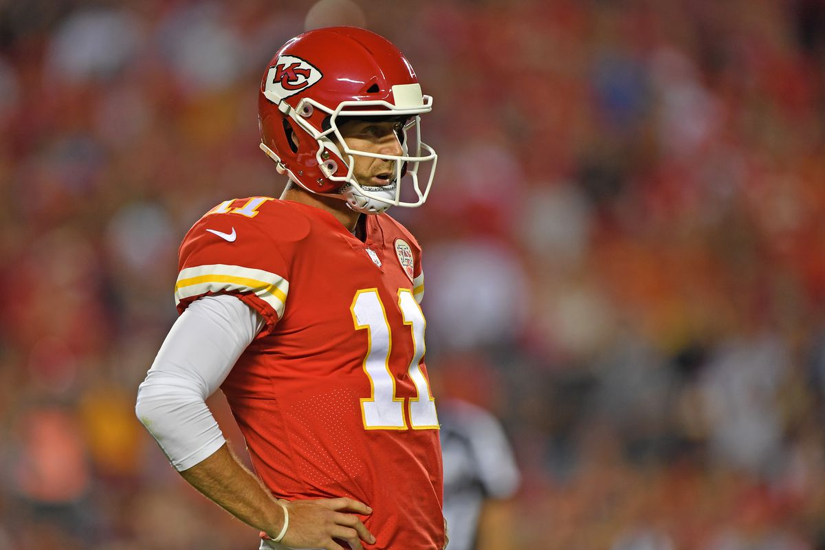 pretty nice 4edcd 37ae3 Alex Smith Shouldn't Pay for Snyder's Treatment of Redskins ...