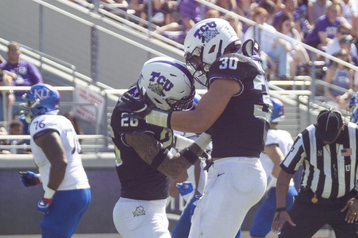 TCU Football vs Kansas | Fort Worth, TX (9.28.19)