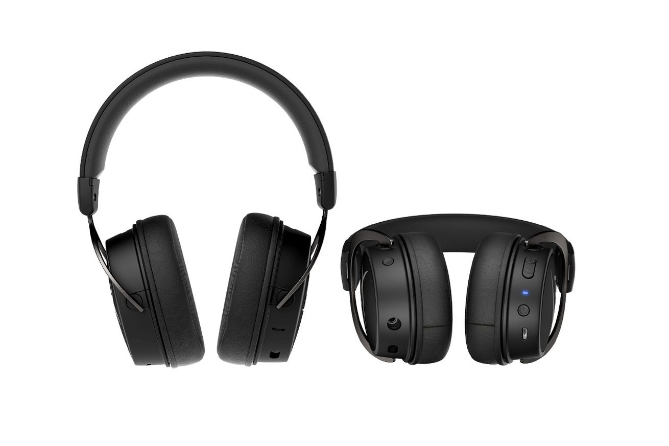 the hyperx cloud mix wants to be your gaming headset and wireless headphones rolled into one