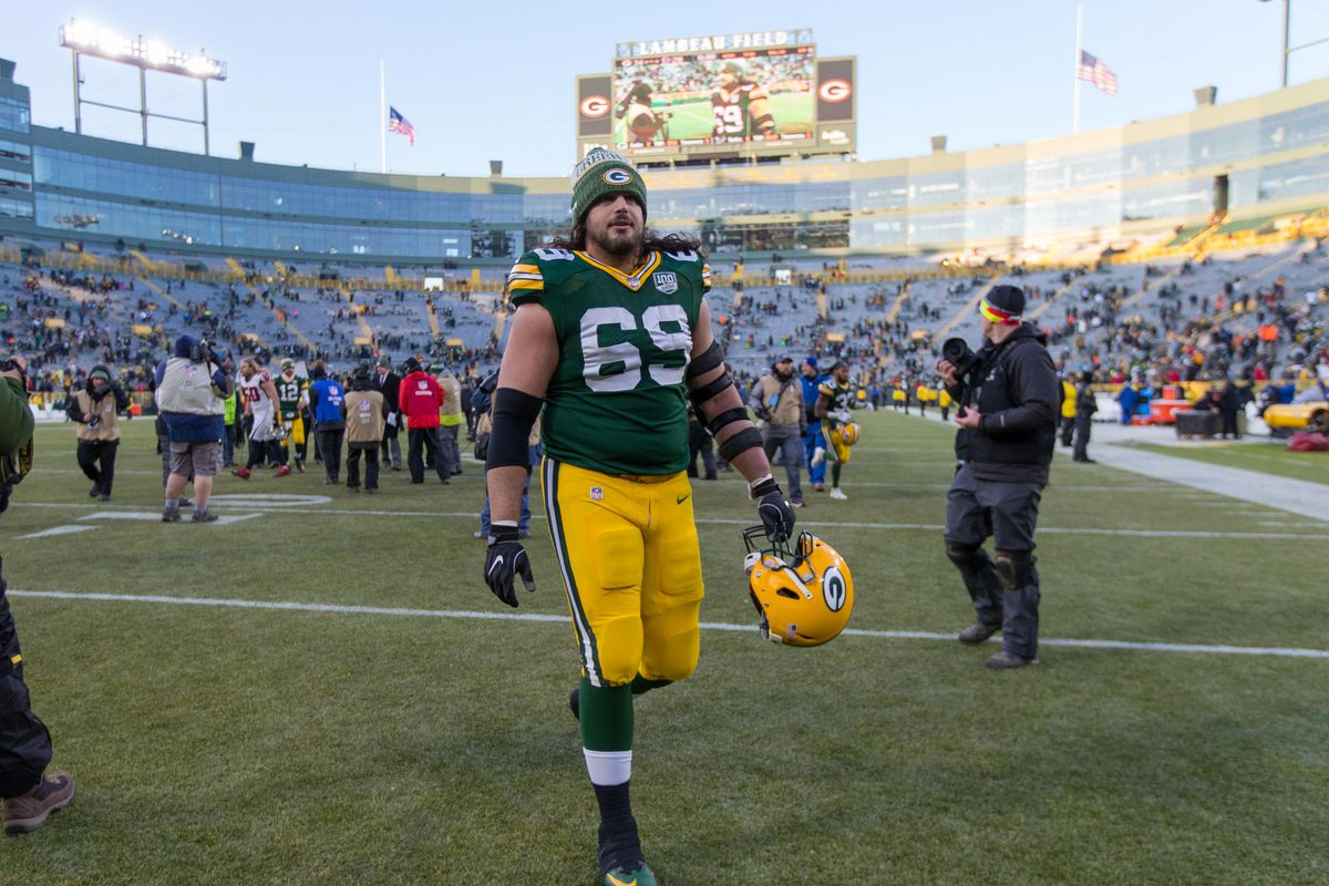 Jeff Hanisch-USA TODAY Sports. The Green Bay Packers have two players  representing the NFC in the 2019 Pro Bowl 0d449a28c