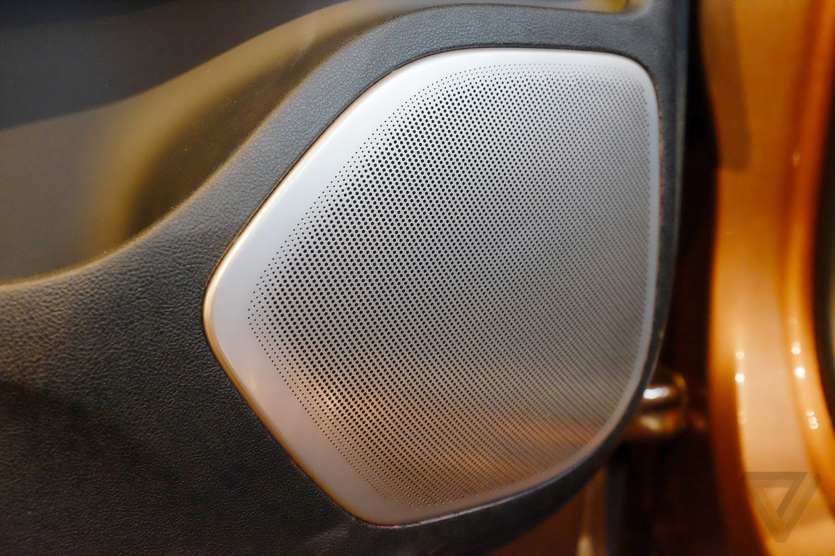 Lincoln MKX with Revel Audio