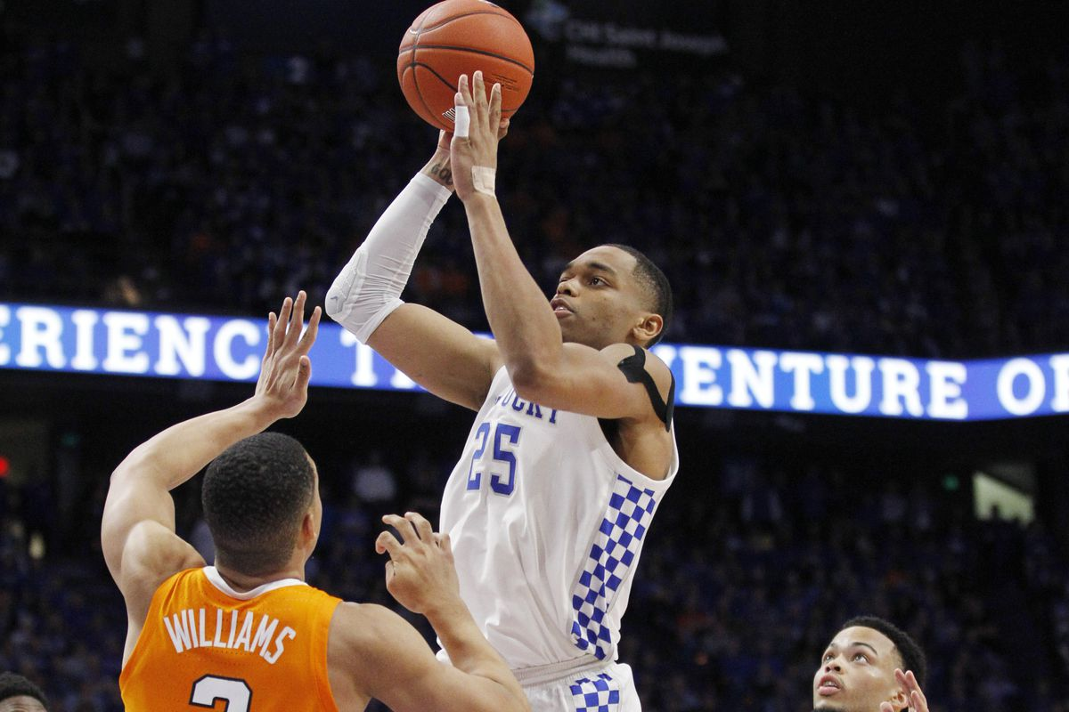 "UK Basketball: Grant Williams says Kentucky would win ""Team of the Decade"" bracket"