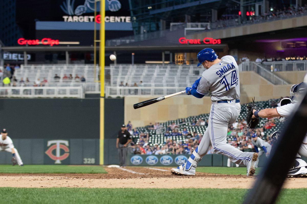 MLB: Toronto Blue Jays at Minnesota Twins