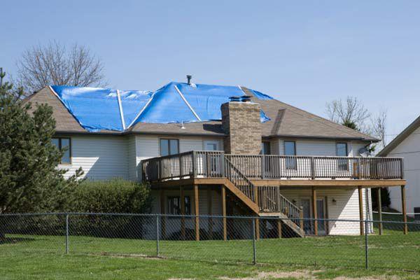 Emergency Roofing Tarp