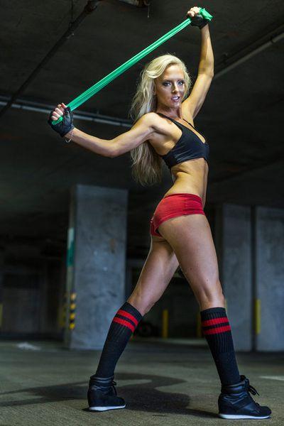 Megan Johnson Trainer