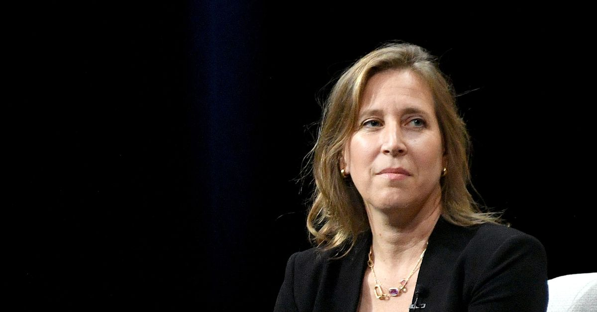 YouTube's Susan Wojcicki explains why the 'Google memo' author had to be fired
