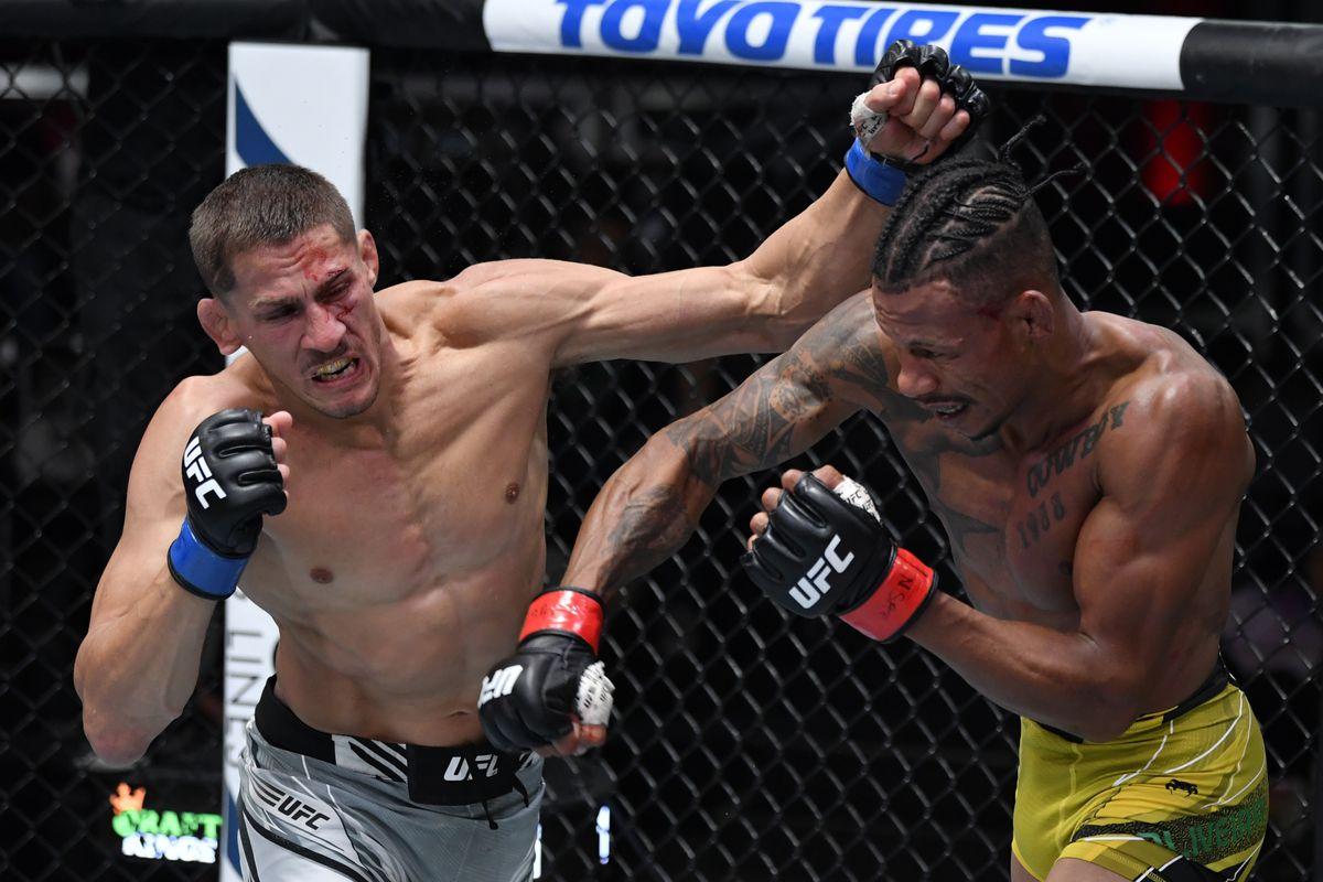 UFC Fight Night: Oliveira v Price
