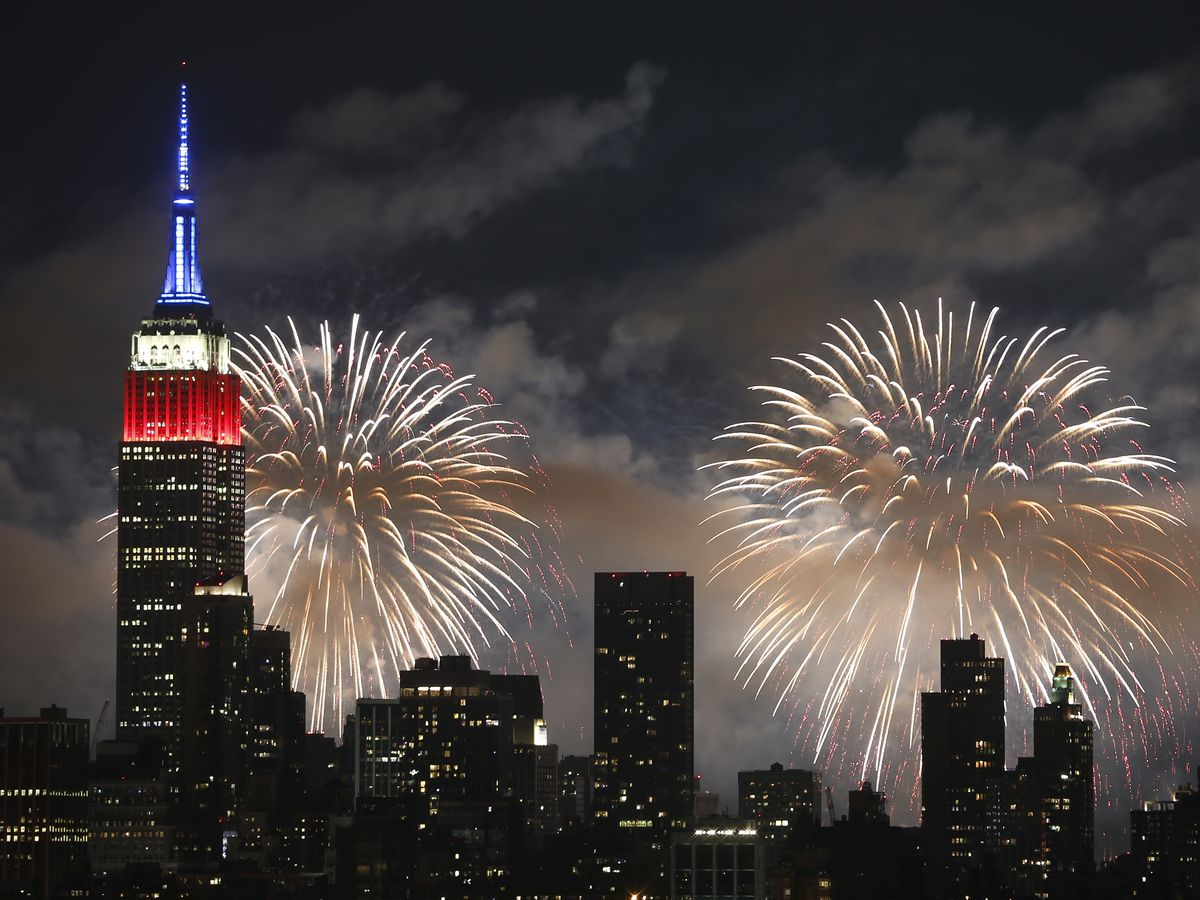 Macy S 4th Of July Fireworks In Nyc Where To Watch