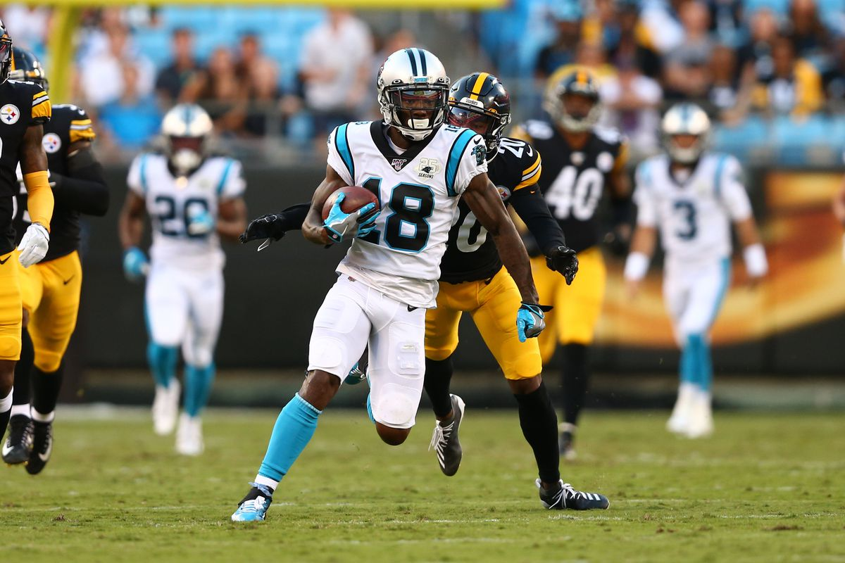 Carolina Panthers elevate DeAndrew White to active roster, sign Braxton Miller to practice squad