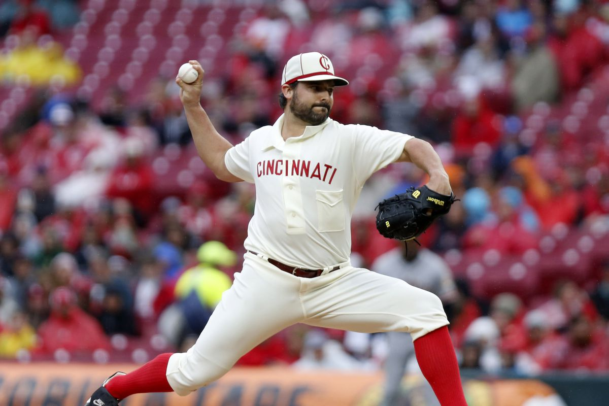Dodgers at Reds, Game 3 - Preview and Lineups