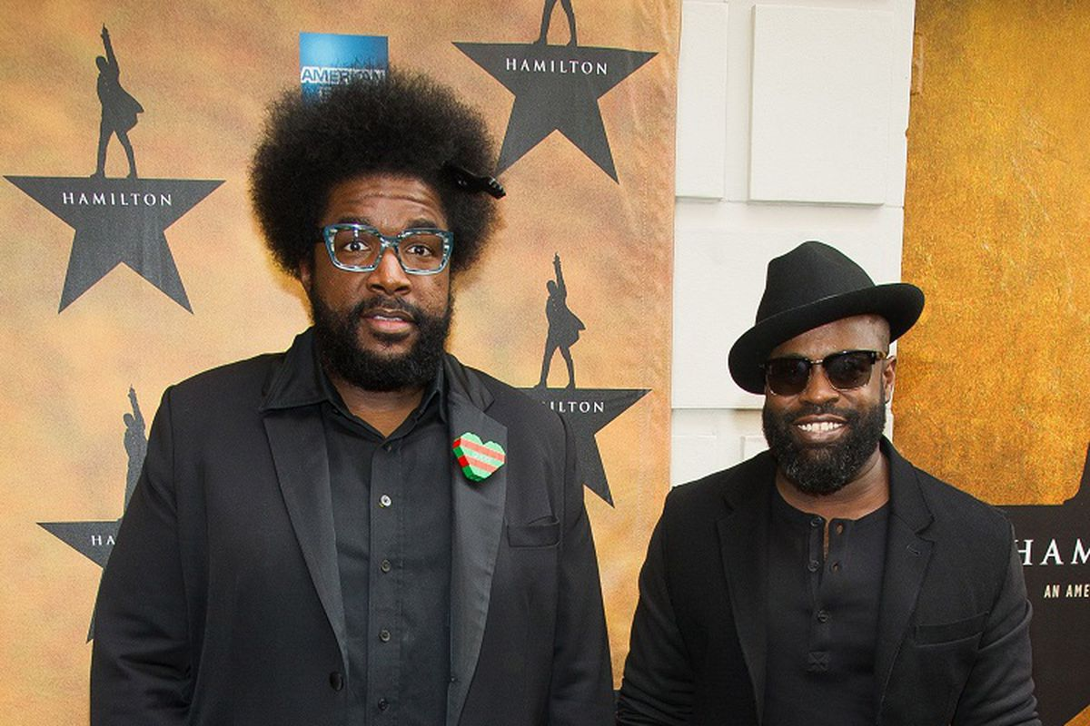 Questlove / Black Thought