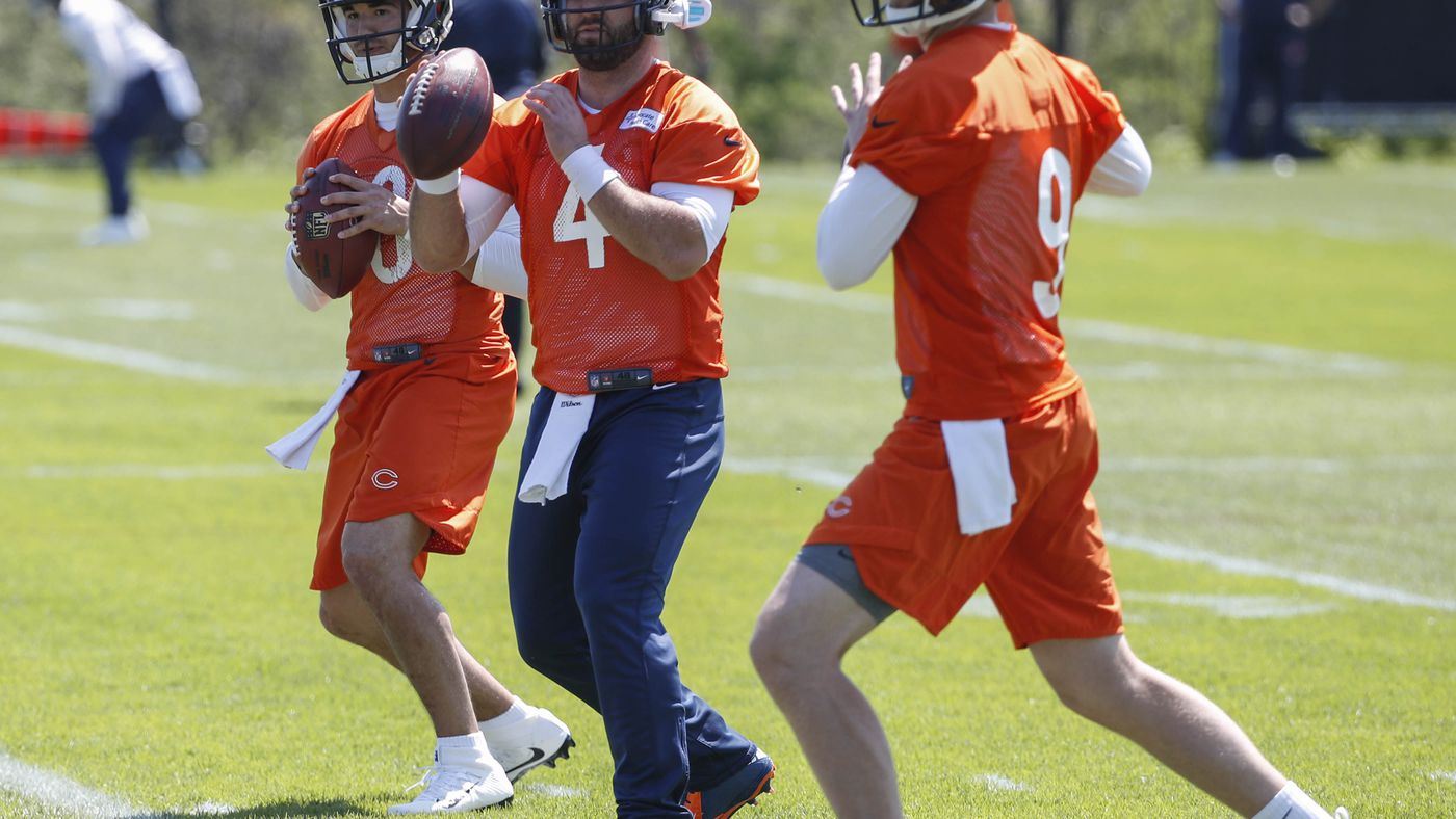 f5741a98 Chicago Bears 2019 Position Battles: Will they carry three ...