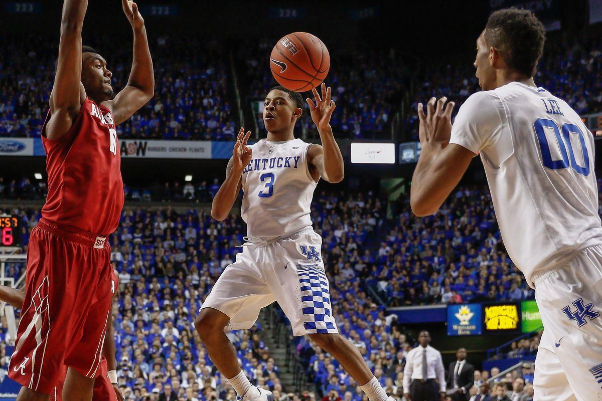 Uk Basketball: Kentucky Basketball Vs Alabama: Game Time, TV Schedule