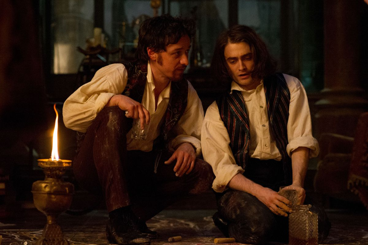 review: victor frankenstein is a madcap, ultimately pointless