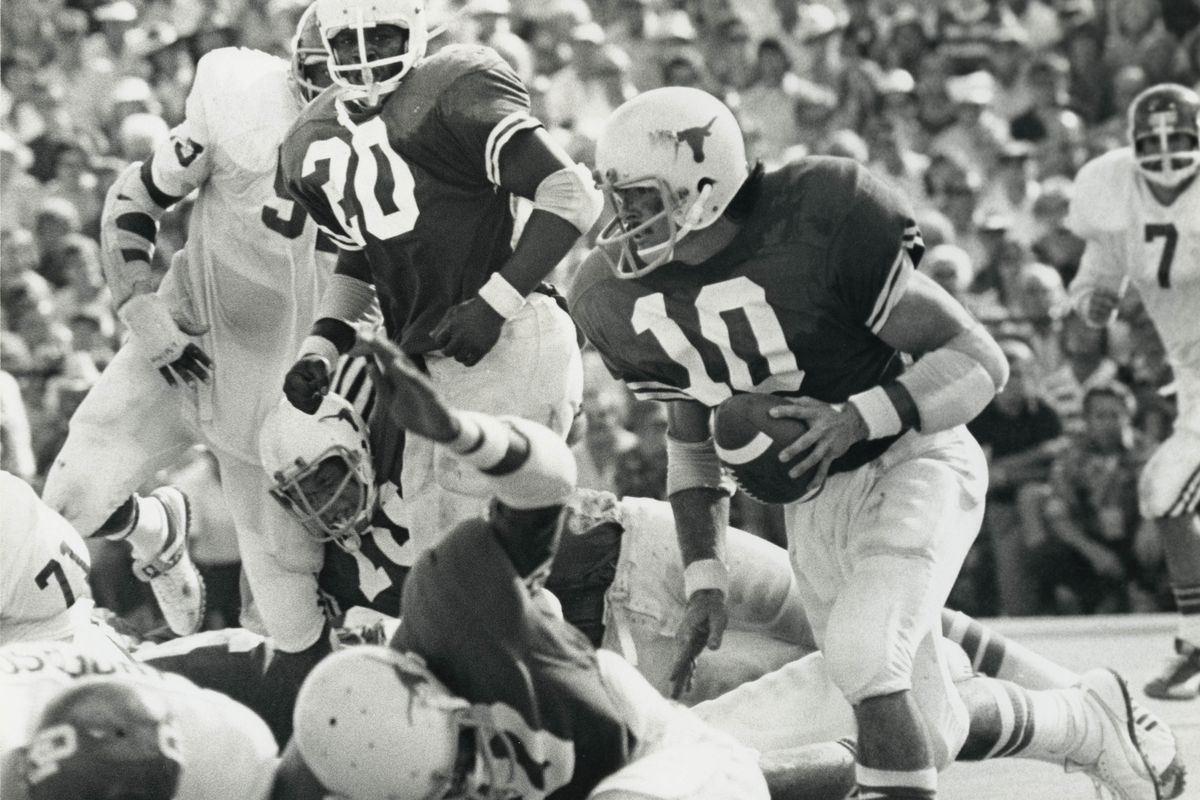 Texas-OU History: 1958 -Beginning a Decade of Dominance - Barking ...
