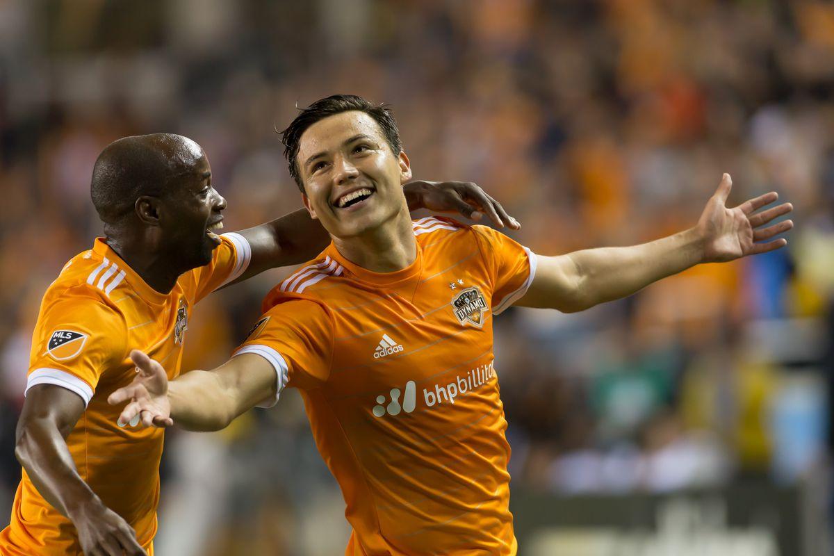 SOCCER: MAR 04 MLS - Seattle Sounders FC at Houston Dynamo