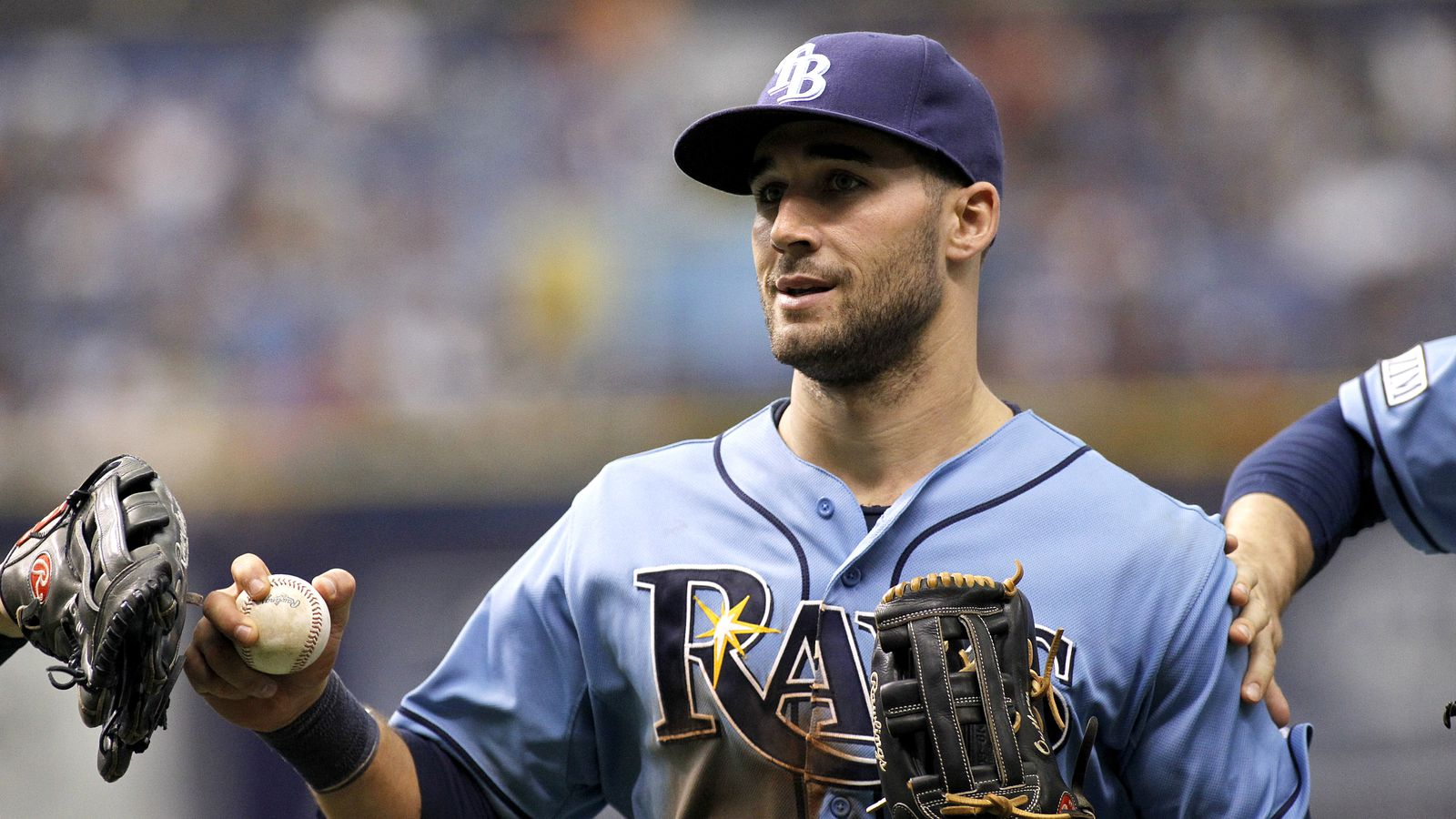 Kevin Kiermaier nominated for Gold Glove - DRaysBay