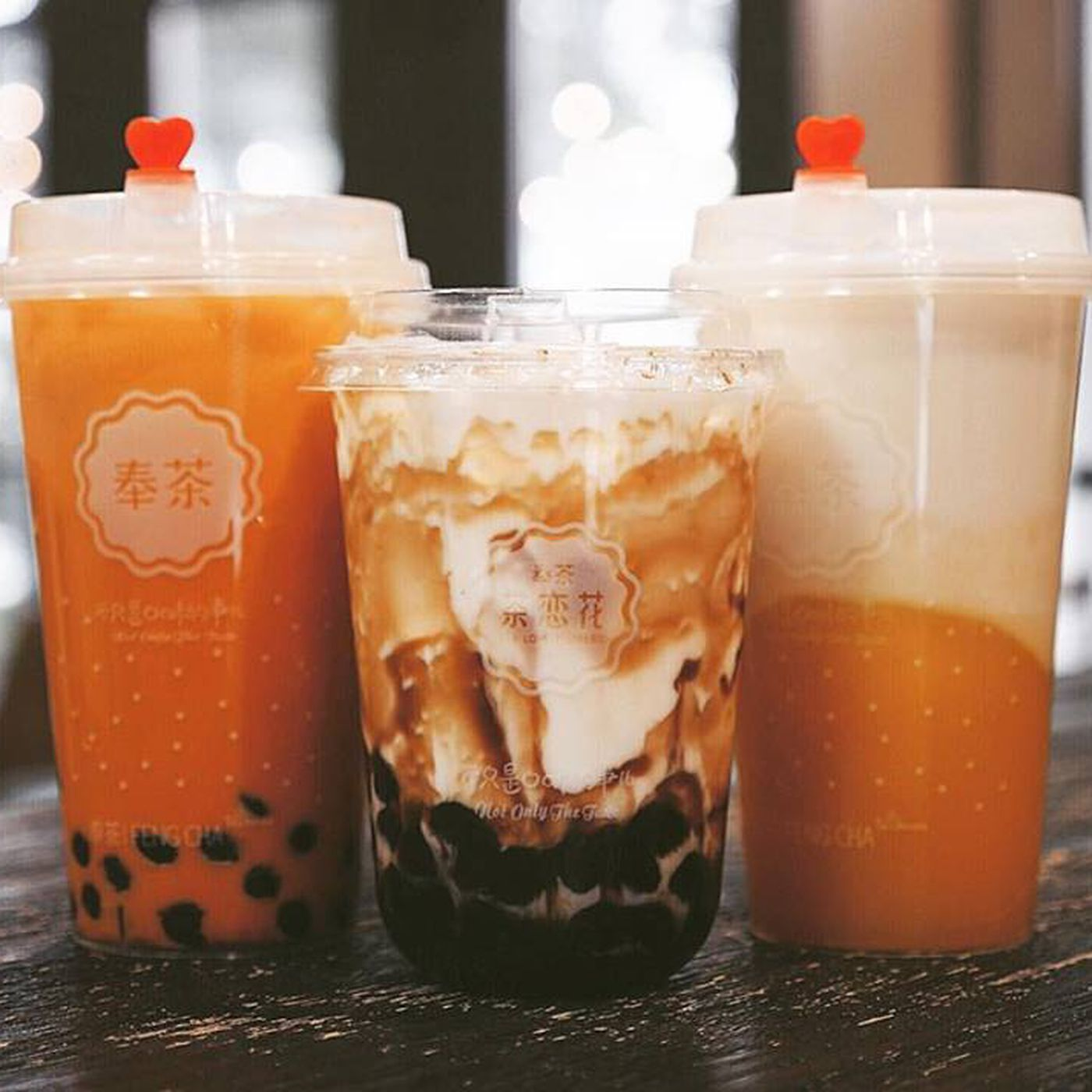 Feng Cha Will Soon Whip Up Ginger Milk Tea In Sugar Land Eater Houston