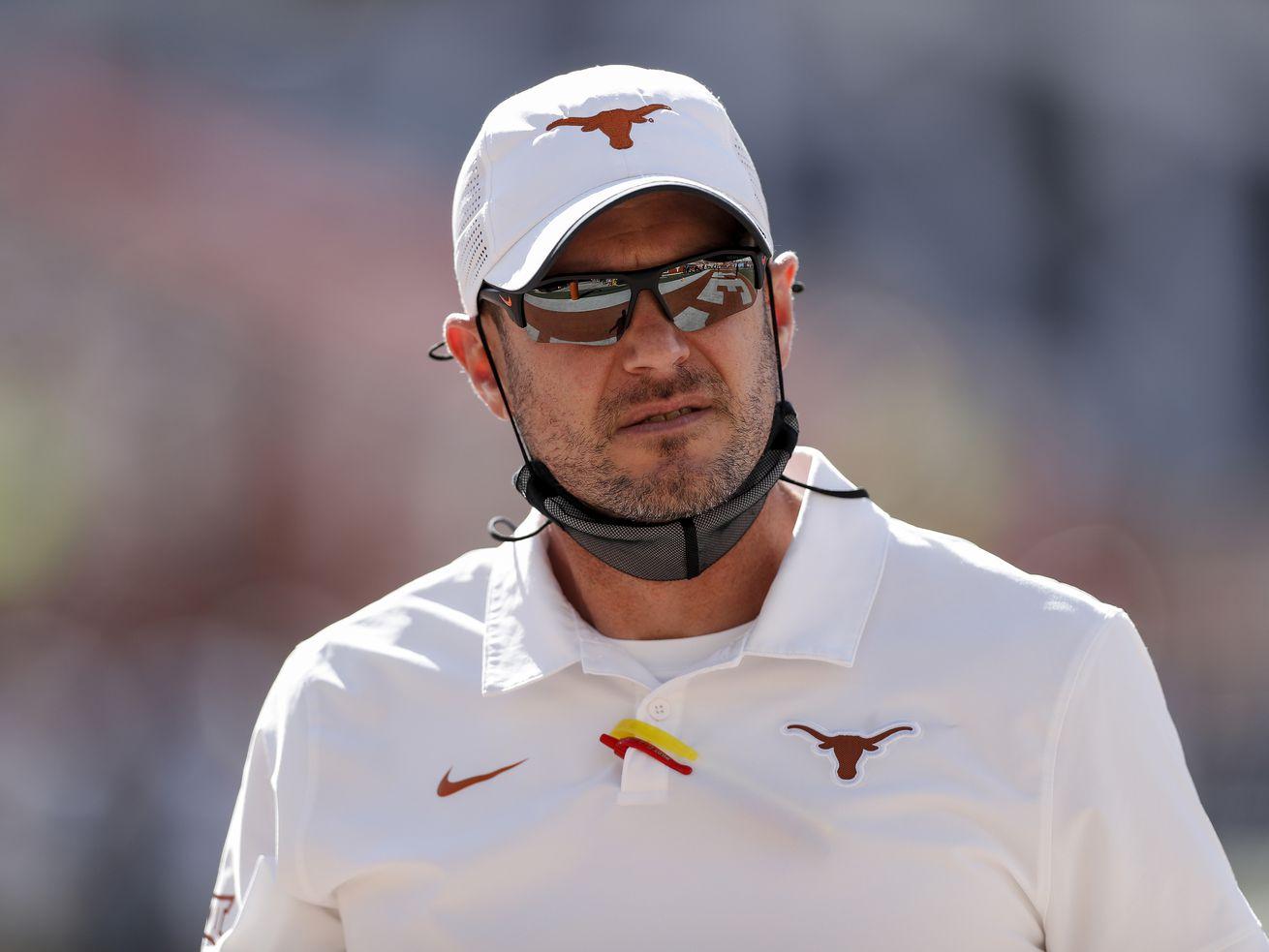 The Bears are hiring former Texas head coach Tom Herman.