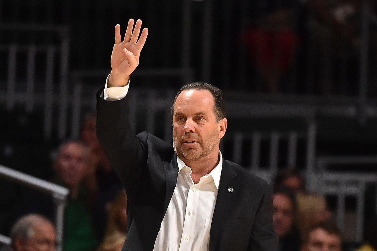 NCAA Basketball: Notre Dame at Miami