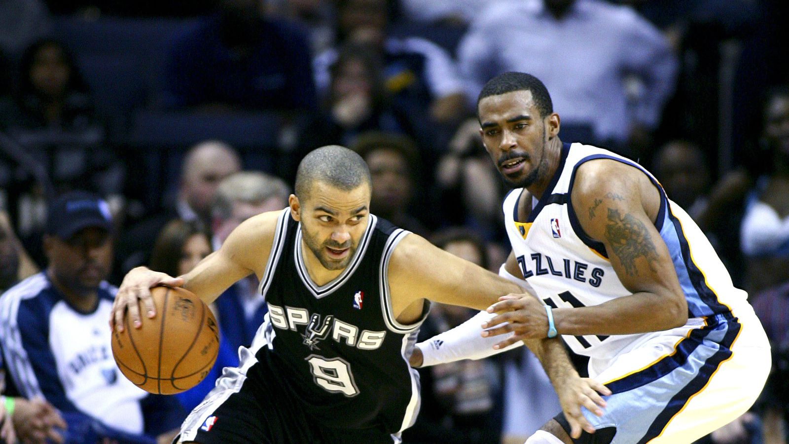 NBA Playoffs 2013: Highlights from the Spurs' Game 4 finale vs. the Grizzlies - SBNation.com