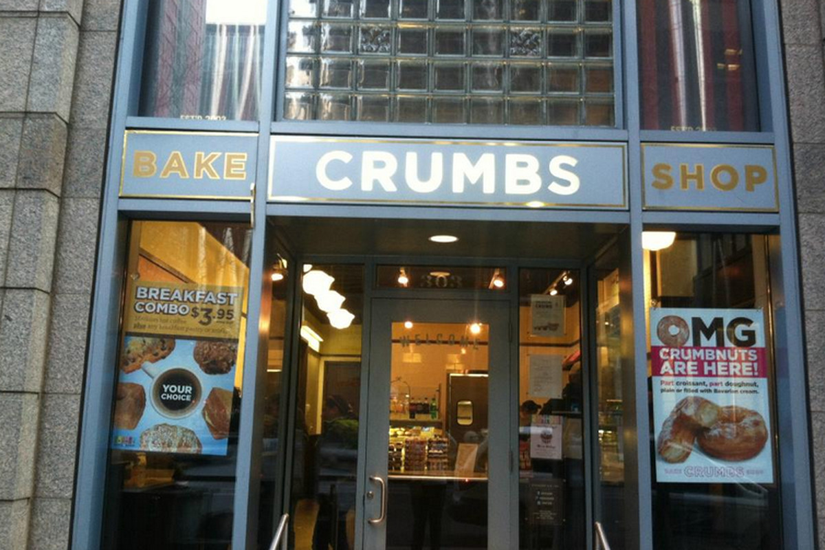 Crumbs Water Tower Place