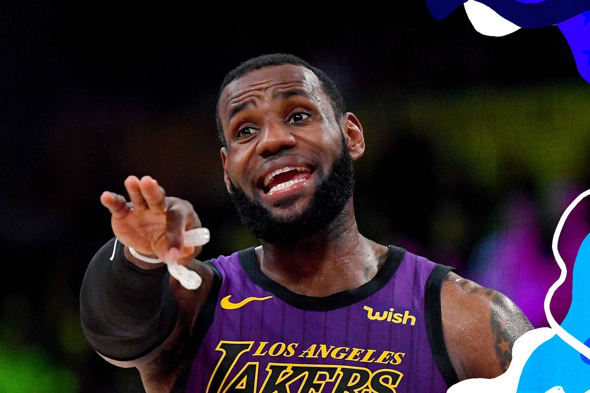 ad6745ec7 LeBron James and the L.A. Lakers can still salvage their busted 2019 ...
