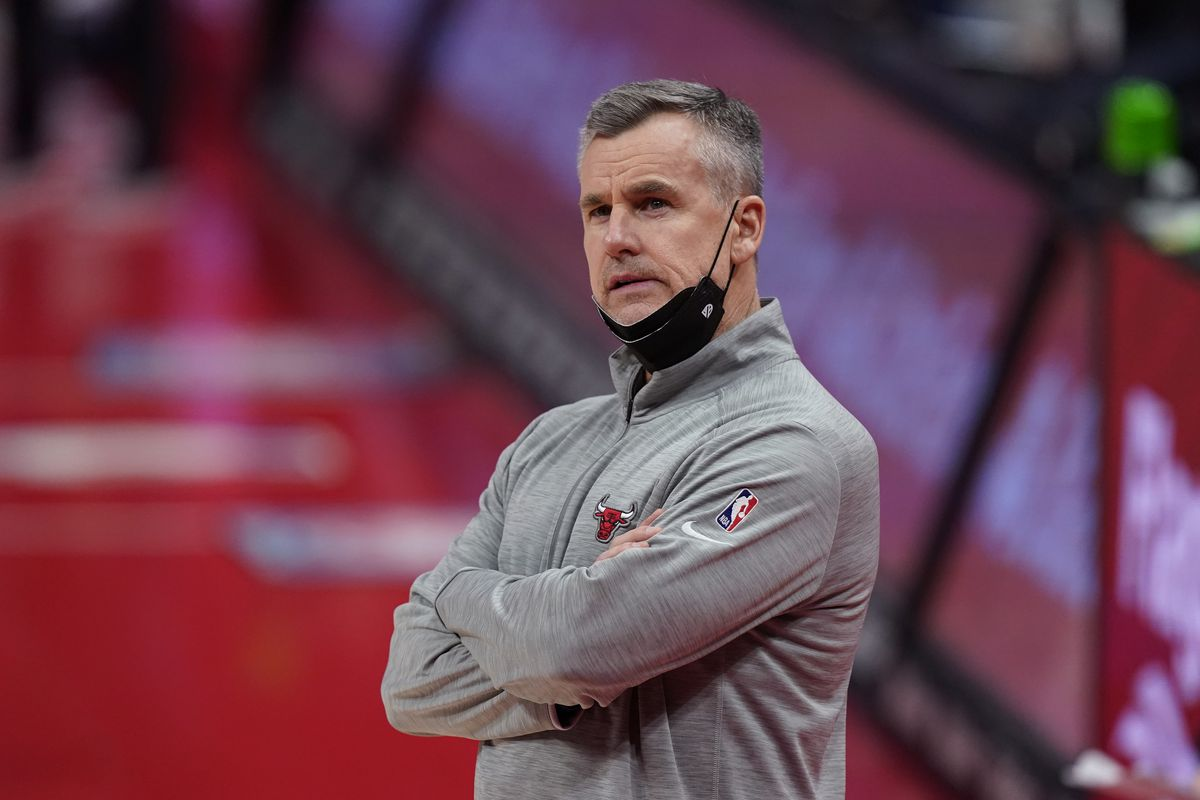 Bulls coach Billy Donovan doesn't expect toughness to be a problem this season.