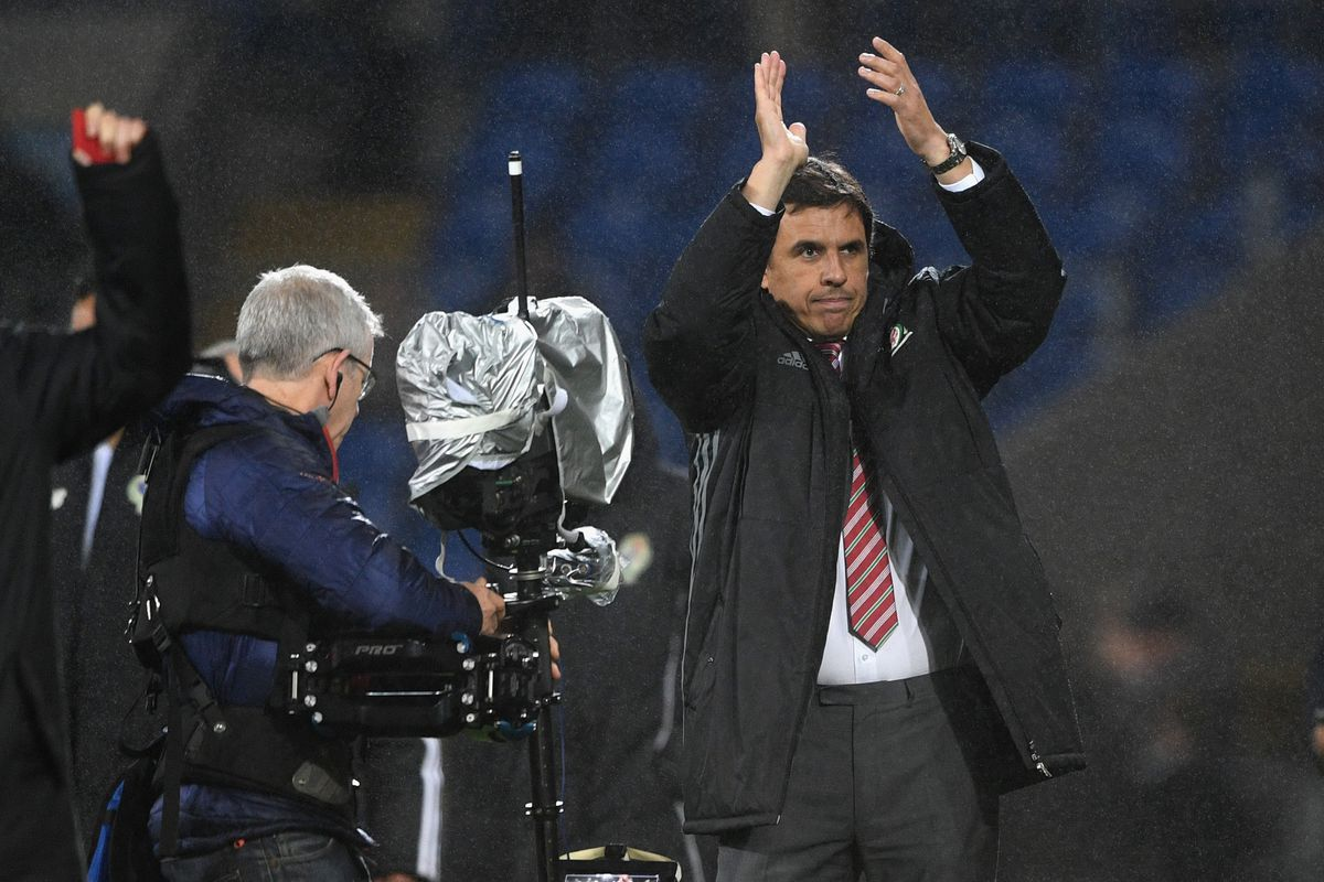 Chris Coleman Set For Championship Job After Quitting Wales