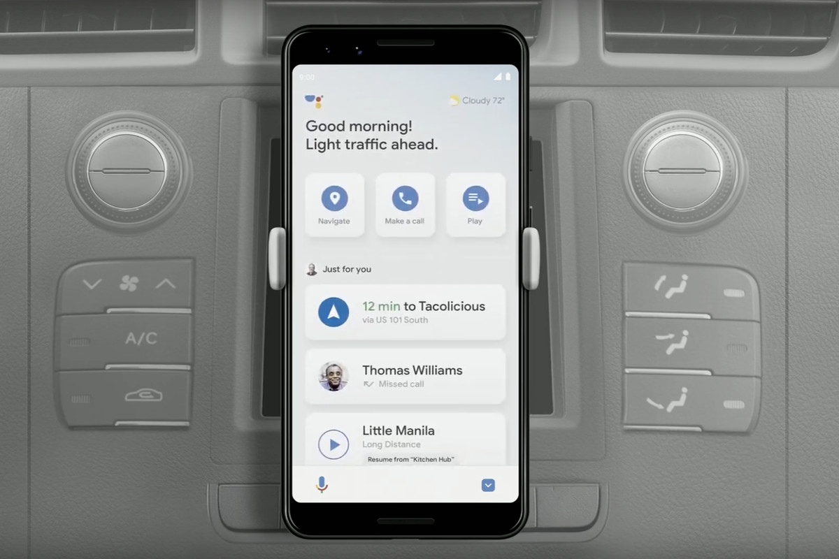 Image result for Google Assistant in Waze