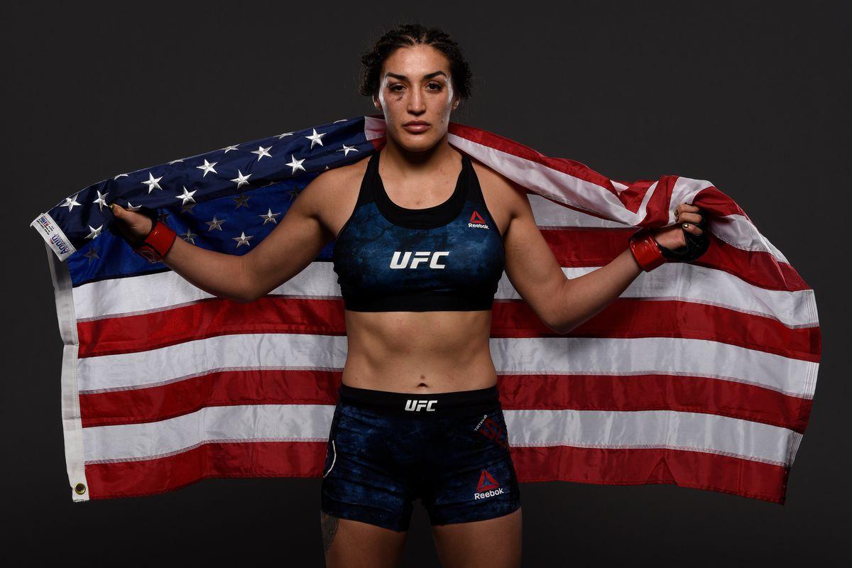 UFC 238: Cejudo v Moraes Tatiana Saurez UFC 266